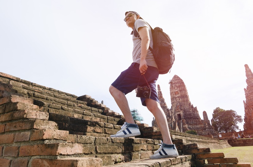 Backpacking On Your Own Boost Self-confidence