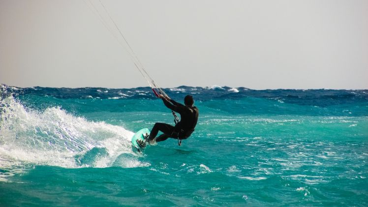 kite surfing freestyle academy boracay